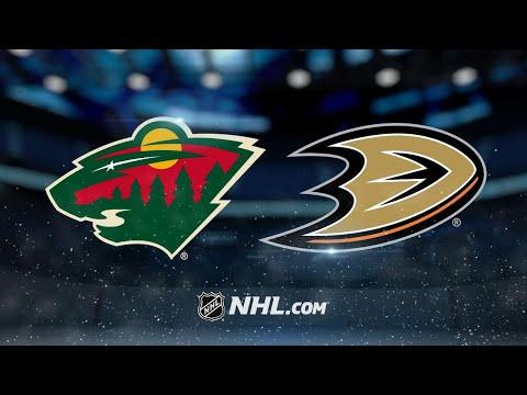 Dumba's OT goal leads Wild to 3-2 win vs. Ducks