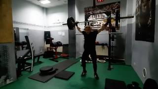 """132. Серега опять порадовал рекордом. Спорт клуб """"КИСЛОРОД"""" часть 9"""