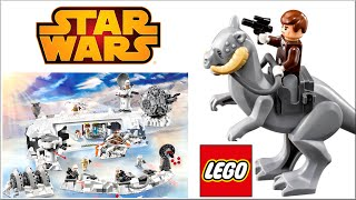 LEGO Star Wars 75098 Нападение на планете Хот. Обзор Лего Звёздные войны