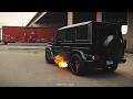 Night Lovell - Enemies / MB G63 AMG Black Gangster