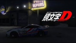GTA ONLINE-Don't Stop the Music initial D