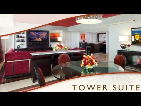 Mirage Tower Suite Tour Ces Youtuber Party Youtube
