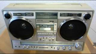 Great Classic boomboxes from the 70s 80s. Video slideshow