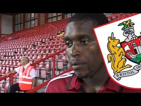 Jay Emmanuel-Thomas Bristol City 2-1 Bristol Rovers Post-Match Interview