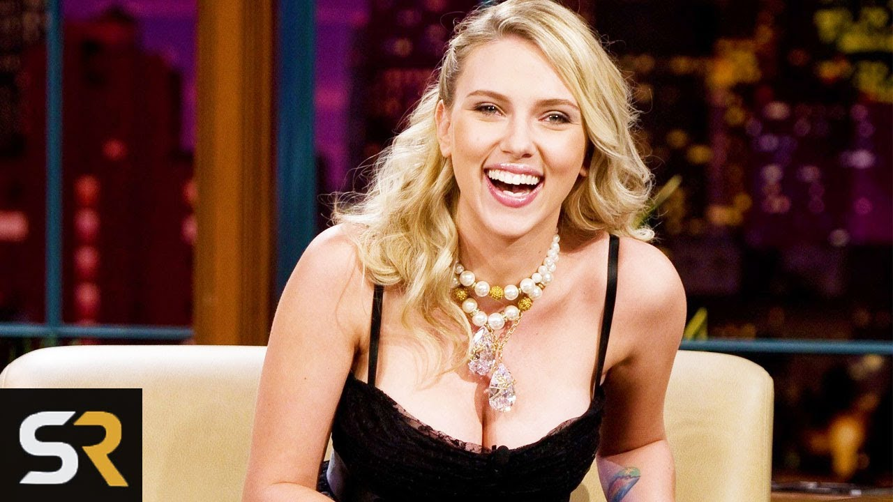 25 Facts That Will Make You Love Scarlett Johansson Even More #1