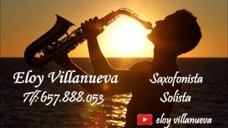 David Getta - This One's For You (Sax Cover by Eloy Villanueva)