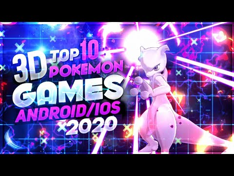 Top 10 Pokémon Games Android/iOS 2020 | High Quality Graphics | English | With Download Links