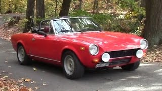 Fiat Spider Road Test & Review by Drivin Ivan