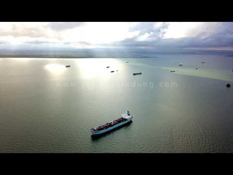 AERIAL FOOTAGE - OFFSHORE #3