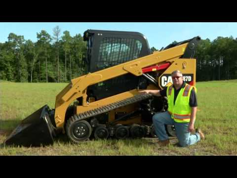 Cat® D Series Skid Steer Loaders, Multi Terrain Loaders and Compact Track Loaders Overview