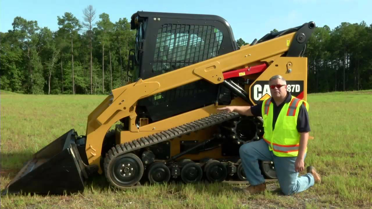 Cat | Introducing the all-new Cat® D Series Compact Loaders