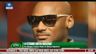 News Across Nigeria: Artiste Tuface Says He Was Not Intimidated