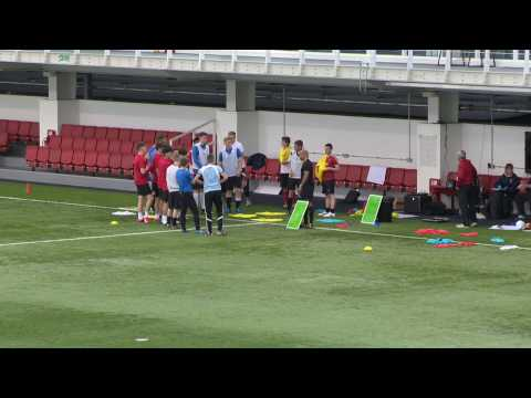 UEFA A Licence Part 1 Practice
