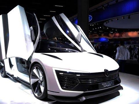 2020 vw golf sport concept car volkswagen concept car. Black Bedroom Furniture Sets. Home Design Ideas