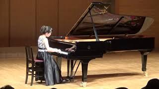 ピアノ演奏 「アラベスク第1番」 作曲者/ドビュッシー 楽 譜/ドビュ...
