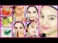 Skin Brightening Facial - Step By Step Demonstration   Anaysa