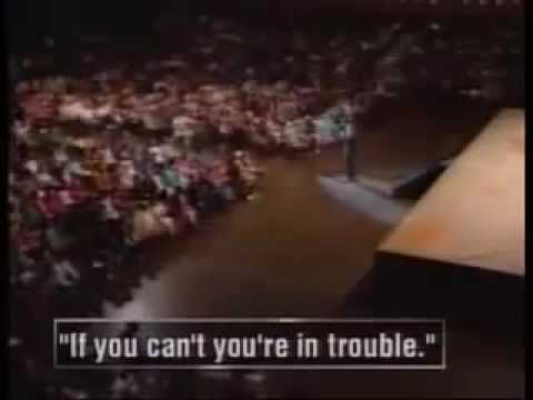 Peter Popoff vs James Randi in 2007