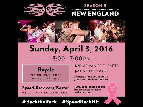 Speed Rack Season 5 Event 8 - Boston