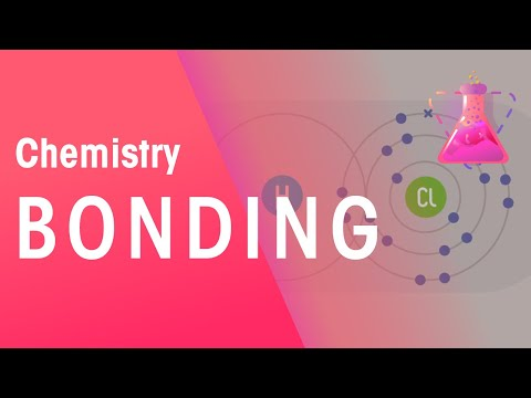 How Do Atoms Bond | Properties Of Matter | Chemistry | FuseSchool