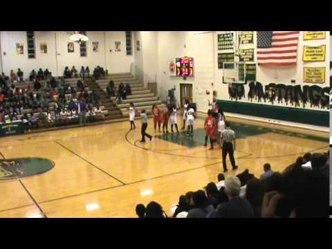 VB #12 Woodland-Stockbridge(GA) vs Morrow(GA) Vanessa Blagmon#12  #1