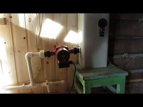 Отопление дачного дома площадью 60 кв м. Самый экономичный вариант.