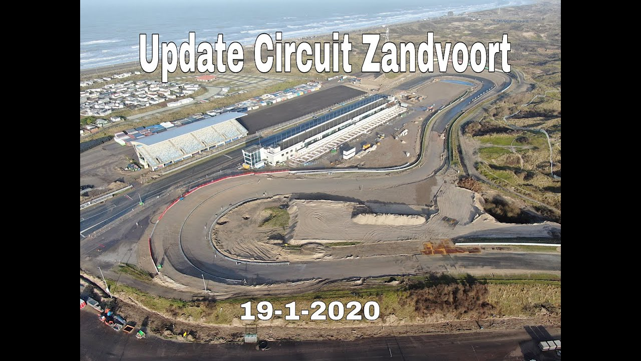 Video Update About Circuit Zandvoort Maximum F1 News