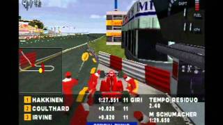 """""""Planet One"""" Series Gameplay #2: Formula 1 '98"""