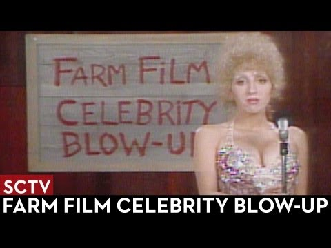 SCTV Farm Film Celebrity Blow-Up