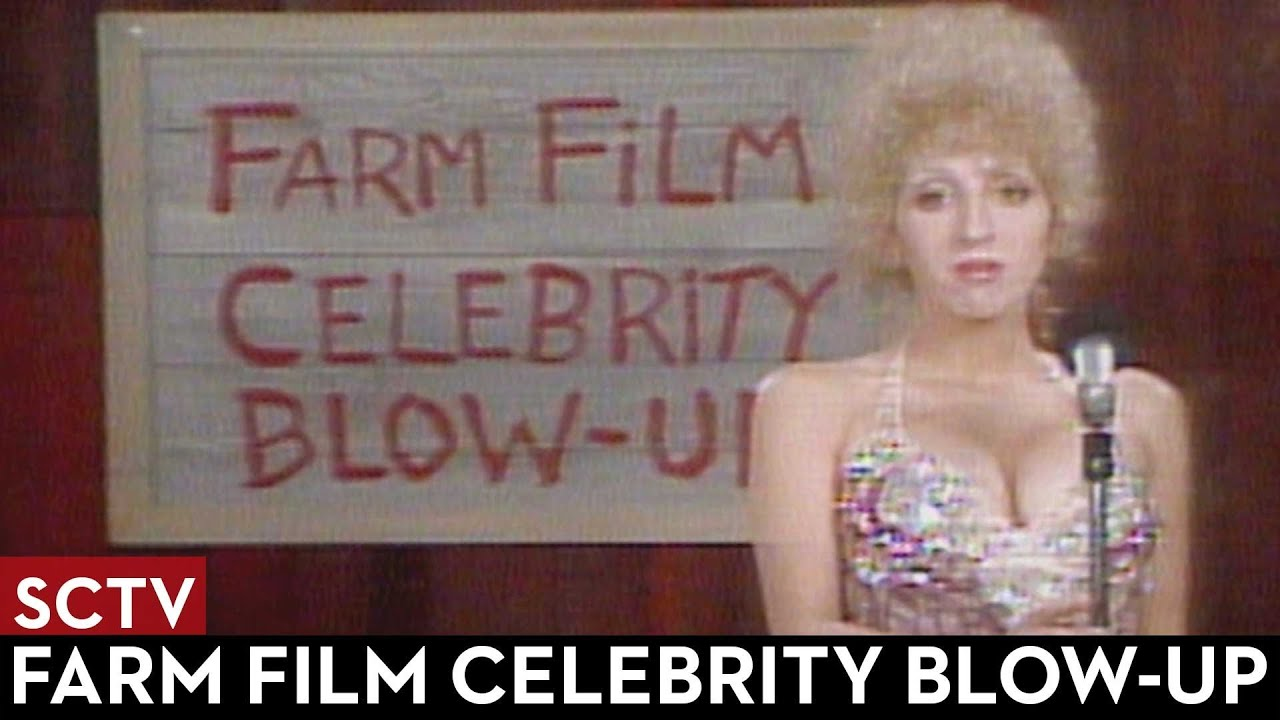 SCTV Farm Film Celebrity Blow-Up - YouTube