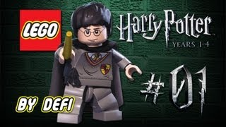 Let's Play CZ HD - LEGO: Harry ...