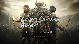 Elder Scrolls Online Review - Caffeinated Version (Video Game Video Review)