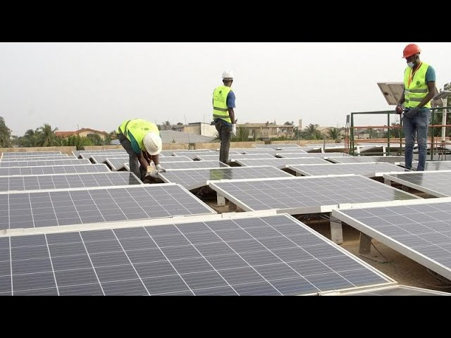 First African software for sizing solar systems