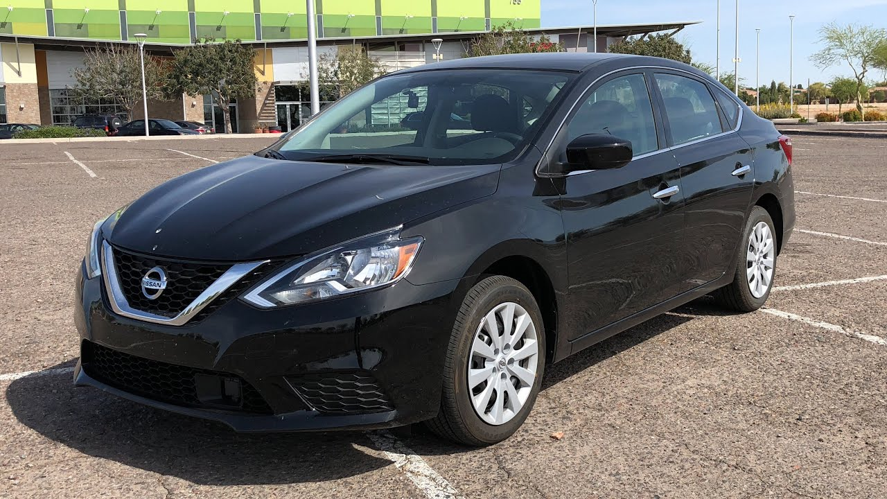 Review 2018 Nissan Sentra S