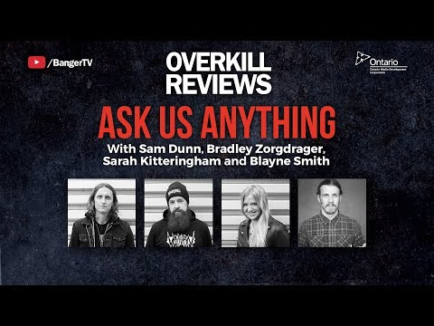 Ask Us Anything! An Overkill Reviews Live Panel