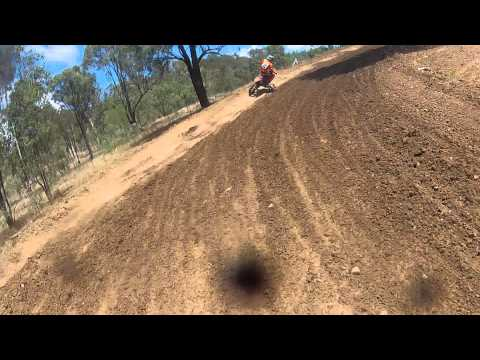 A couple laps around QMP onboard Daniel Price ft Jesse Dobson
