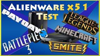 Video Alienware x51 Gameplay Test (Improved) download MP3, 3GP, MP4, WEBM, AVI, FLV Maret 2018