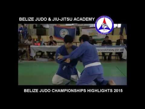 Belize Judo & Jiu-jitsu Highlights 2015