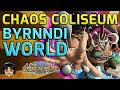 watch he video of Walkthrough for Complete Byrnndi World Chaos Coliseum [One Piece Treasure Cruise]