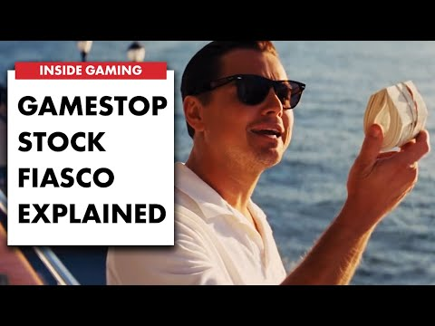 GameStop Stock Fiasco Explained