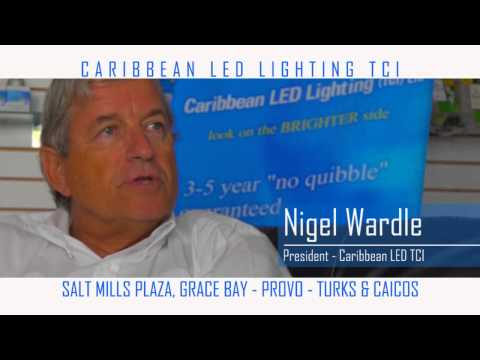 Caribbean LED Lighting Strong and Firm in Turks and Caicos Islands