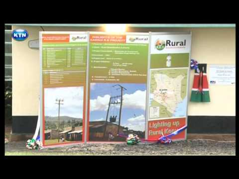 Rural electrification authority on funds
