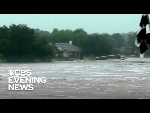 Central Texas hit with deadly flooding after days of rain