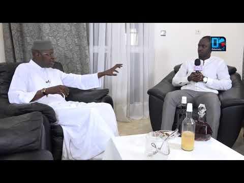 Ndogou Des Célébrités  avec    Me Khassimou Touré, avocat à la Cour