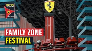 Ferrari World Abu Dhabi | Family Zone Festival