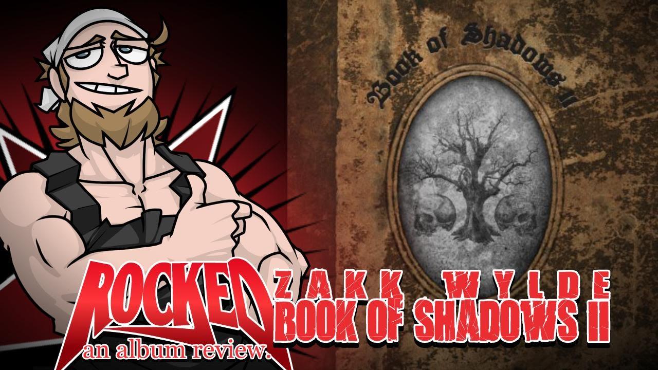Album Book Of Shadows
