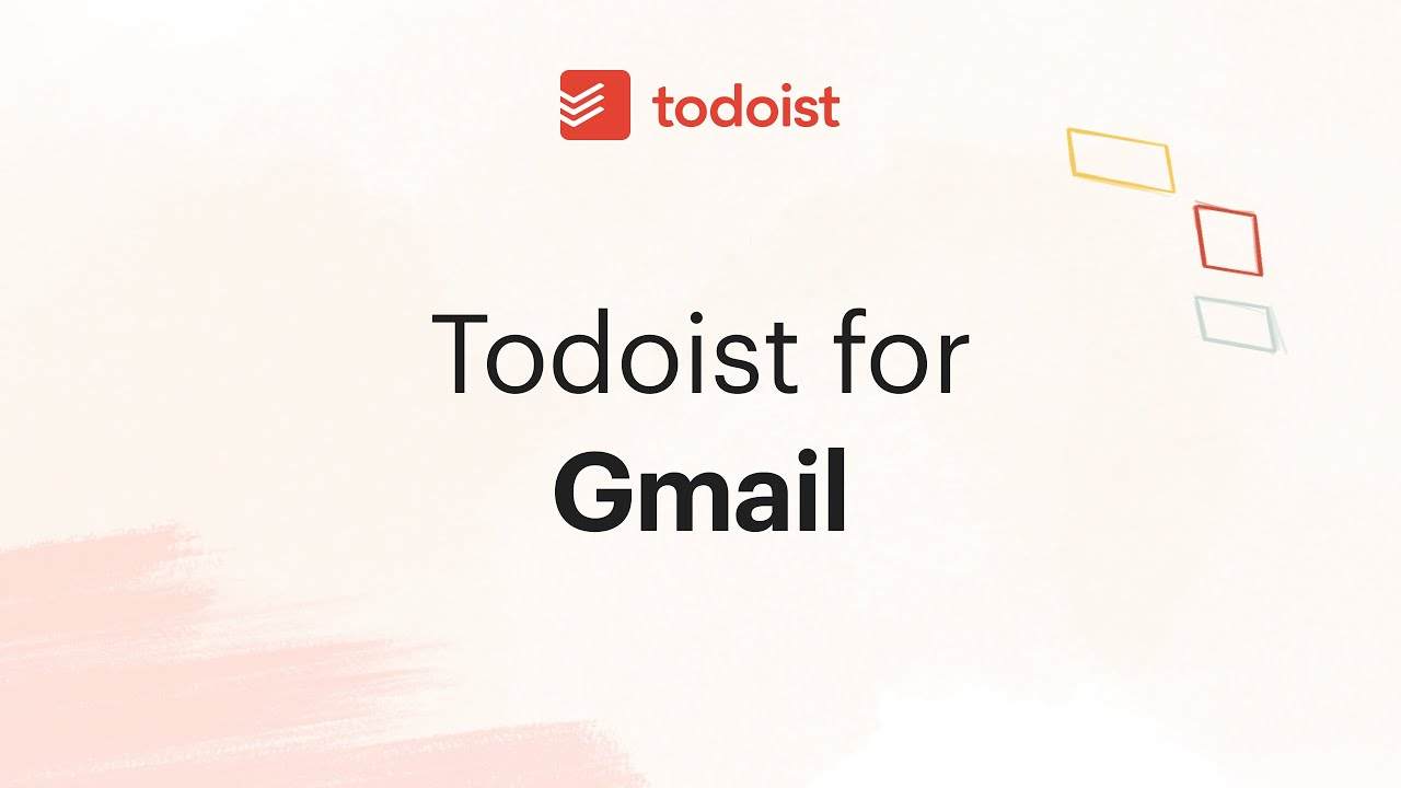 Todoist - Gmail