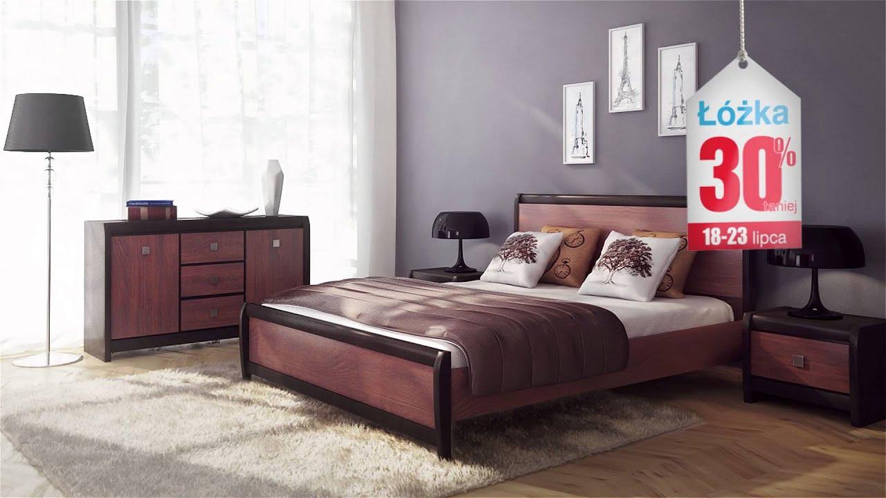 łóżka Młodzieżowe I Tapicerowane Black Red White