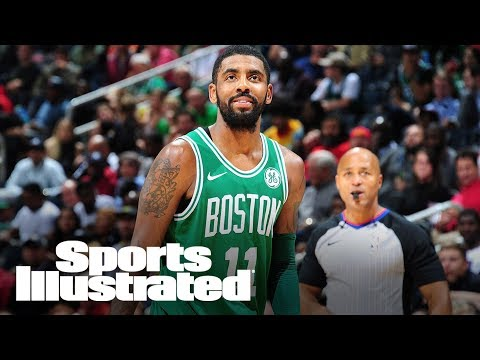 Kyrie Irving 'The Man' Of Boston Celtics? Breaking Down His Evolution | SI NOW | Sports Illustrated