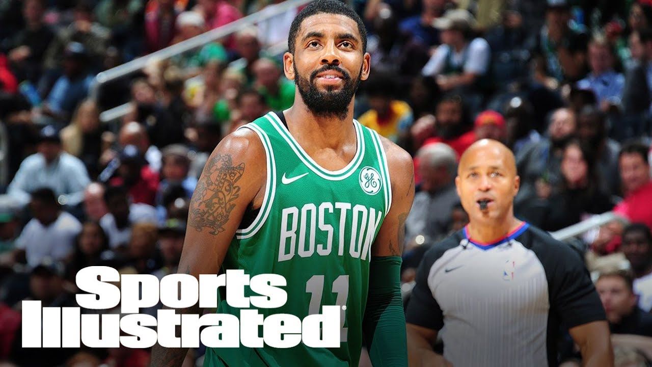 Kyrie Irving 'The Man' Of Boston Celtics? Breaking Down His Evolution   SI NOW   Sports Illustrated