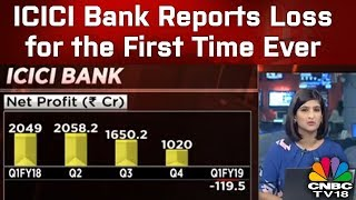 Decoding ICICI Q1 Results: ICICI Bank Reports Loss for the First Time Ever | #1QWithCNBCTV18 |